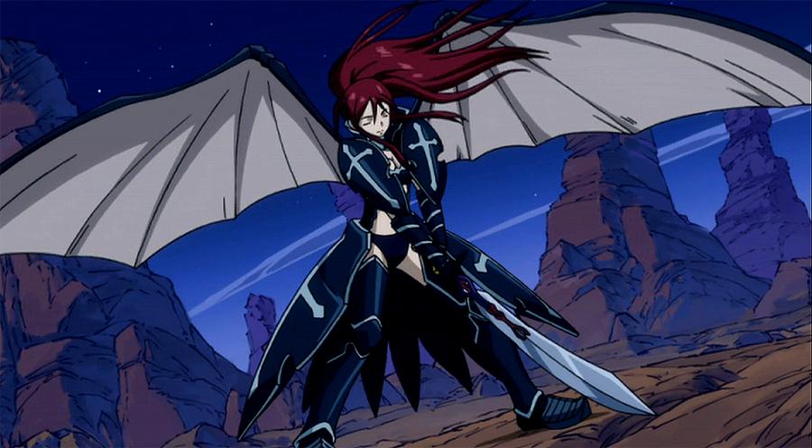 Catálogo de Armaduras. Black_Wing_Armor_4