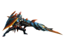 MH3U-Gunlance Equipment Render 001.png