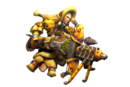 MH3U-Light Bowgun Equipment Render 001.png