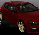 Volkswagen Sirocco R (Driver: San Francisco)