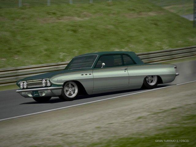 Buick Special Skylark 1962 Gran Turismo 4 Wiki