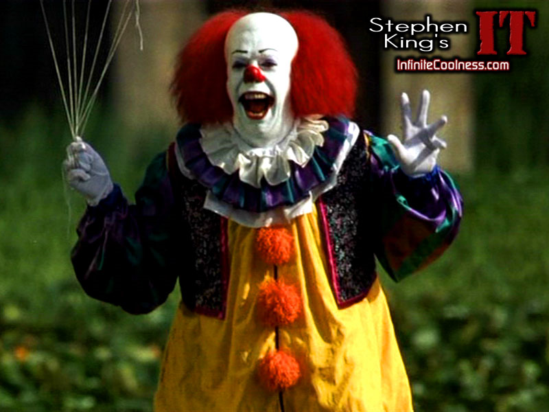 Pennywise The Clown 1990wallpaper: Stephen King Wiki