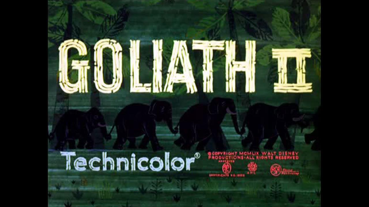 Goliath Ii Disney Wiki