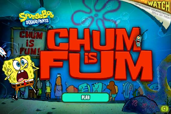 Chum is Fum  Game     ...