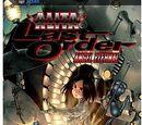 Battle Angel Alita: Last Order volume covers