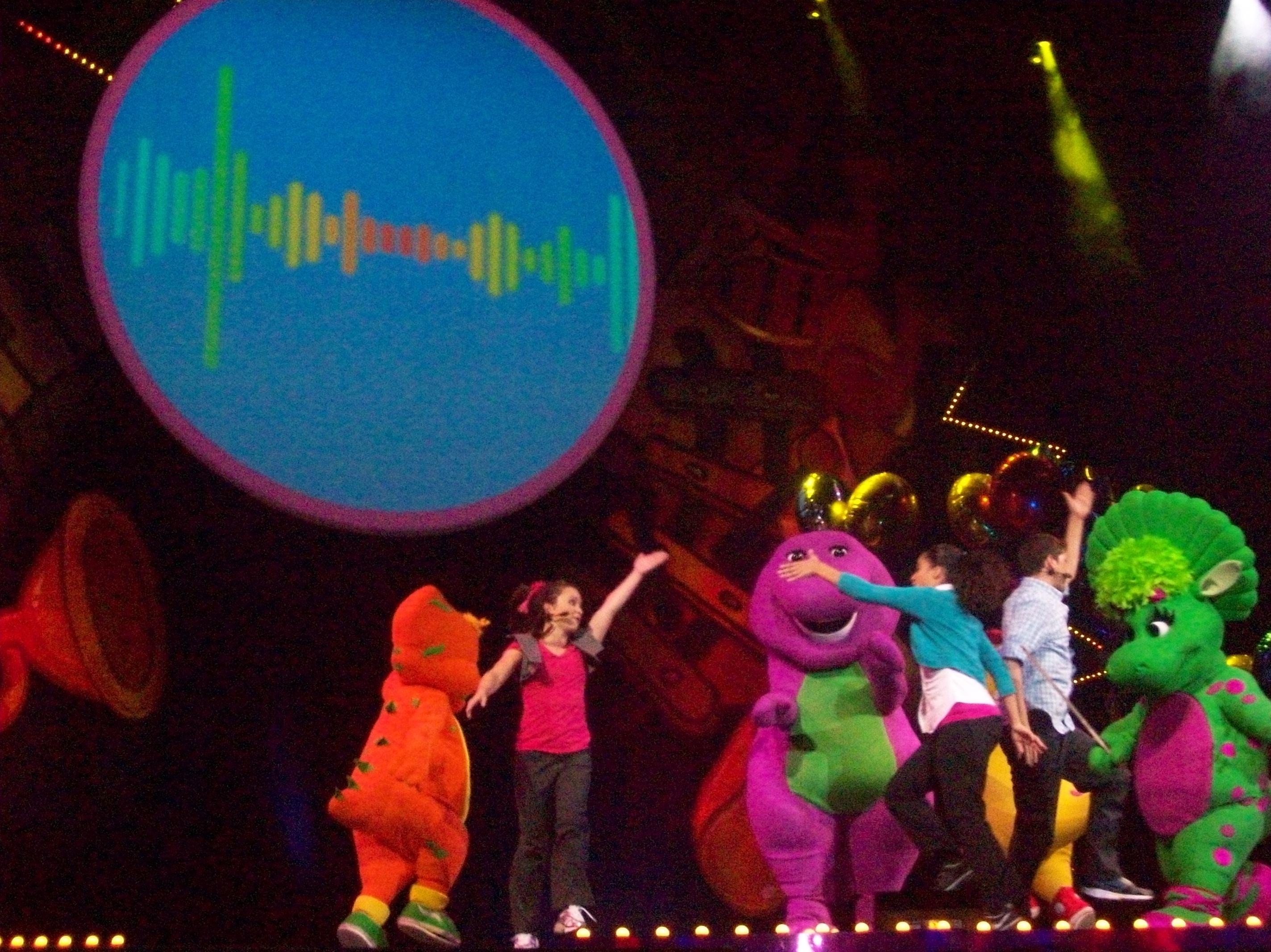 Birthday Bash - Barney live in concert birthday