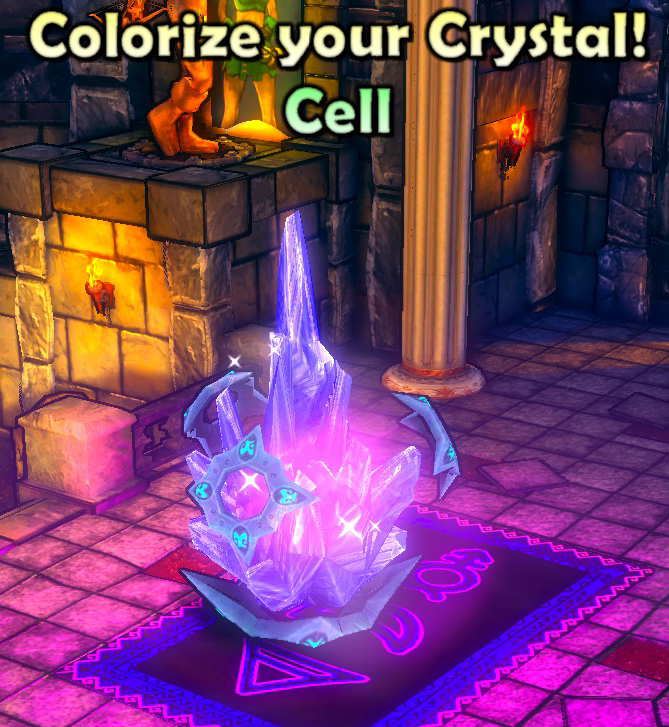 how to use the eternia crystal
