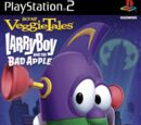 Larry Boy and the Bad Apple (video game)