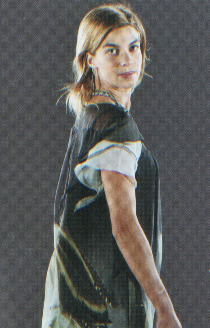 Nymphadora during her pregnancy in 1997
