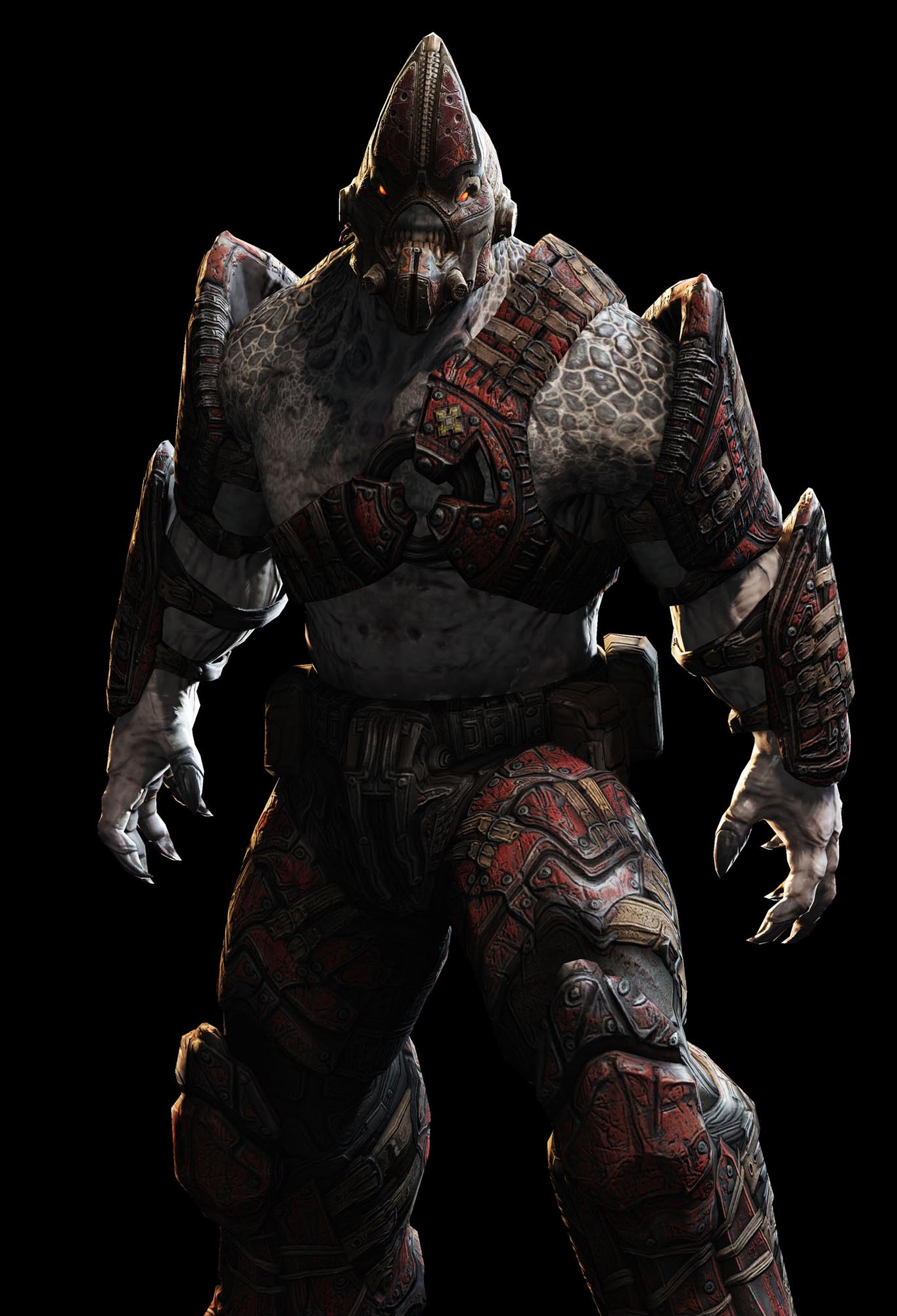 gears of war drones with Hunter on Theron Guard furthermore Gears of war 3 characters additionally Fws Forgotten Classics Star Wars in addition Hochaufloesende Singleplayer Screenshots Und Artworks besides Artofskar blogspot.