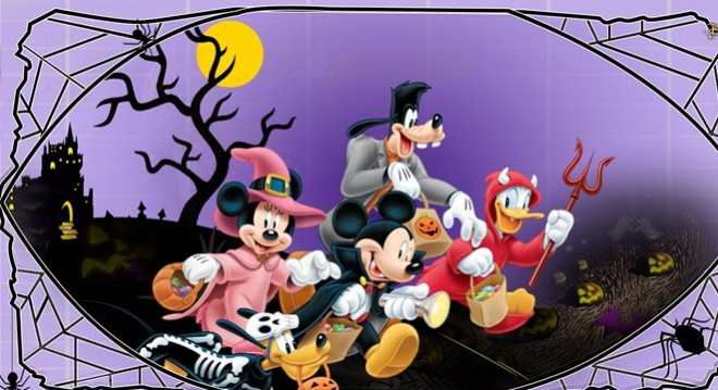 Image disney degrassi wiki wikia - Disney halloween images ...