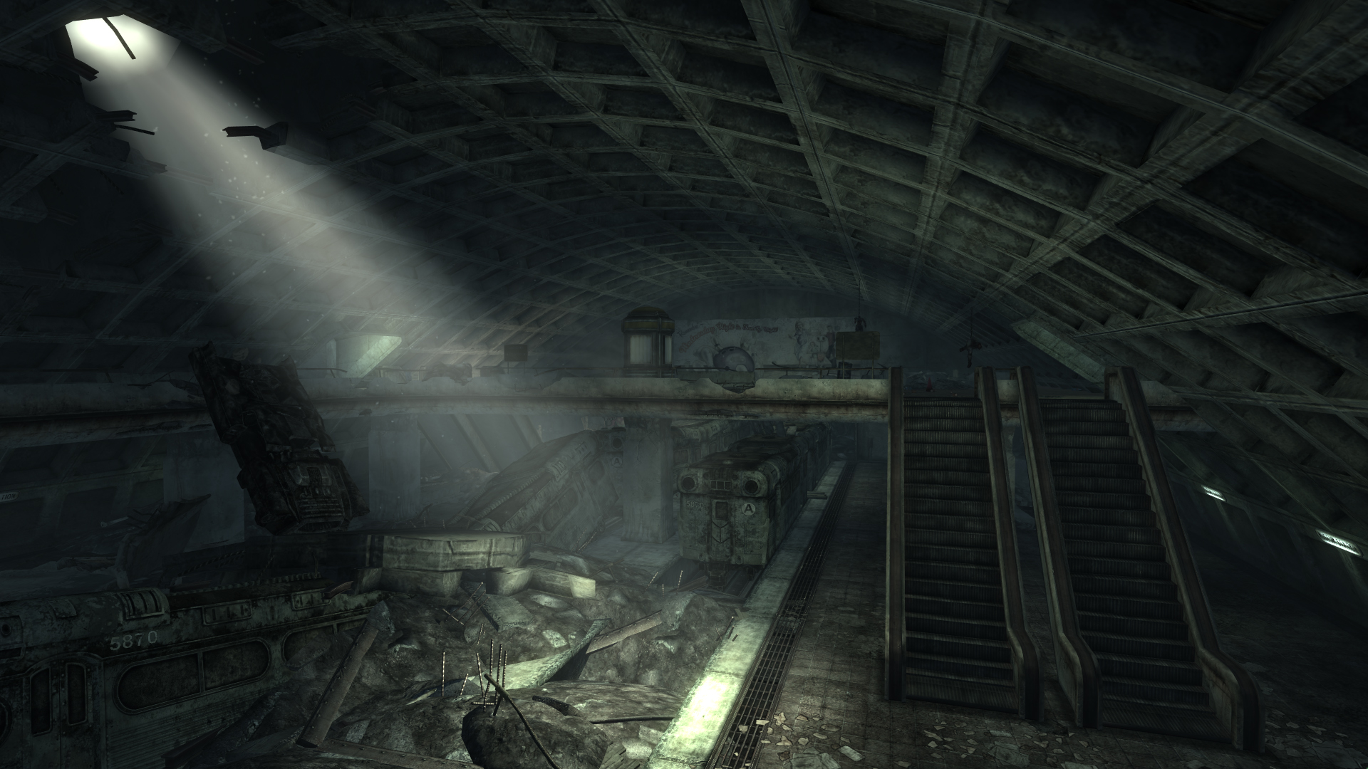 Museum Station The Fallout Wiki Fallout New Vegas And