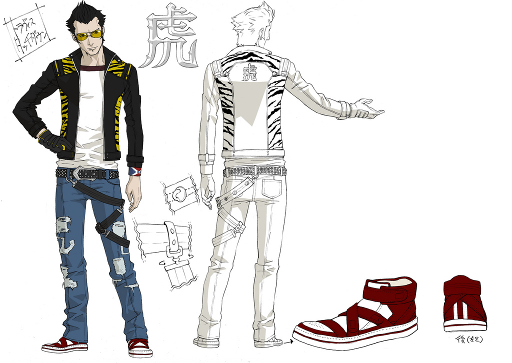 Travis Touchdown The Ultimate Archive For No More Heroes