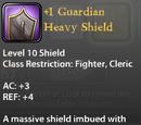 +1 Guardian Heavy Shield
