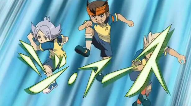 Satoru endo wiki los super once aqui encontraras toda for Domon x ichinose