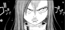 Erza interrupts the celebration.png