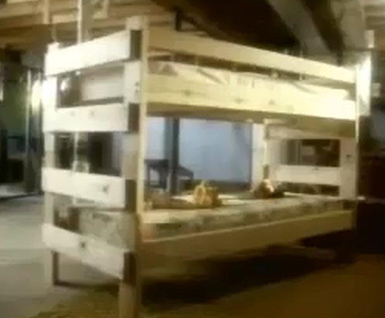 The Tallman S Bunk Beds