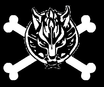 Image - Wolf jolly roger.PNG - One Piece Fan Fiction Wiki ...