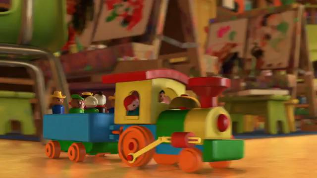 New Toy Story 3 Train : Toy train pixar wiki disney animation studios