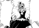 Mirajane transformed in Lucy surrender herself to Jose.png