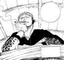 Fairy Tail Laxus' First Manga Appearance.jpg