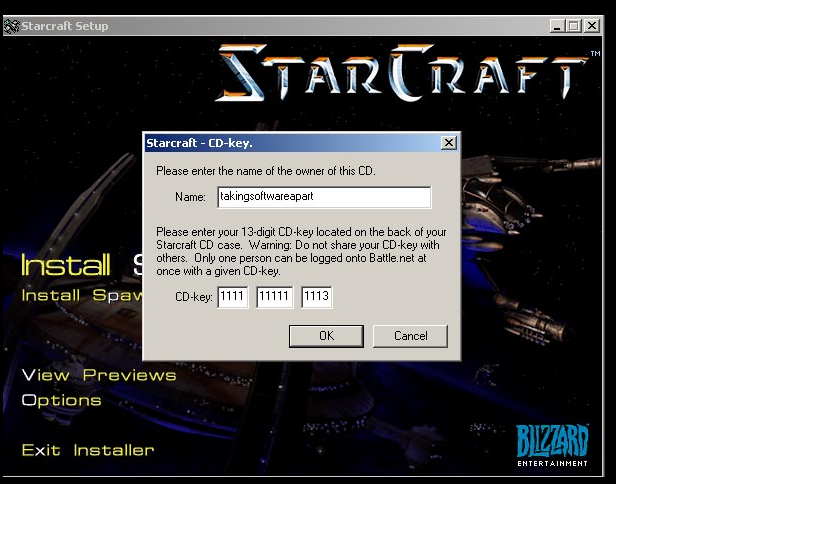 Starcraft brood war cd key keygen crash