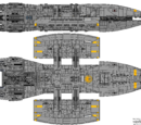 Battlestar Sword (D23)