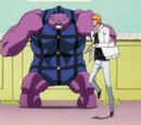 Ichigo Kurosaki vs. Mr.Pork