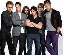 Elenco de Vampire Diaries