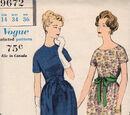 Vogue 9672 A