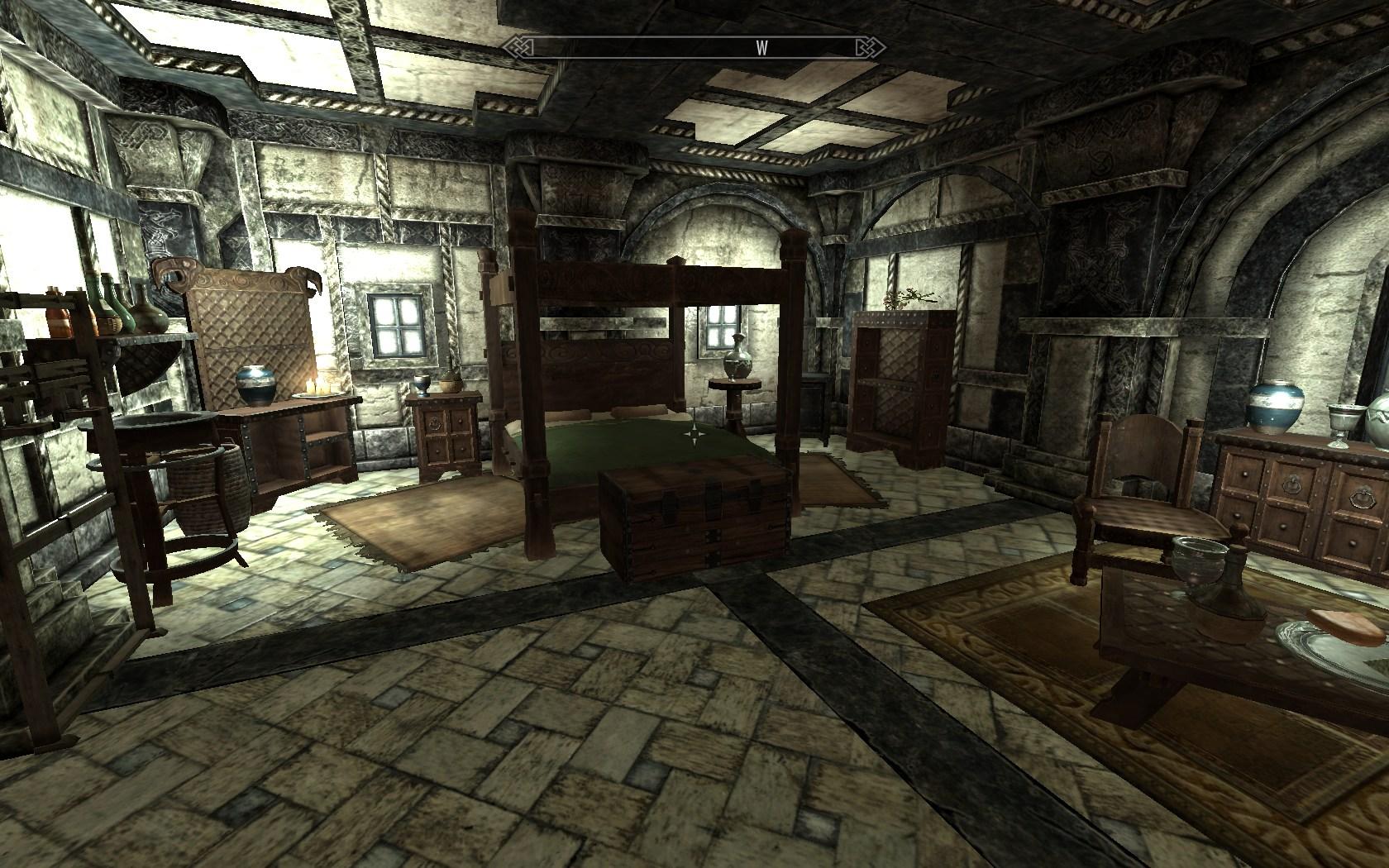 Image Proudspire Manor Second Floor Bedroom Jpg The Elder Scrolls Wiki