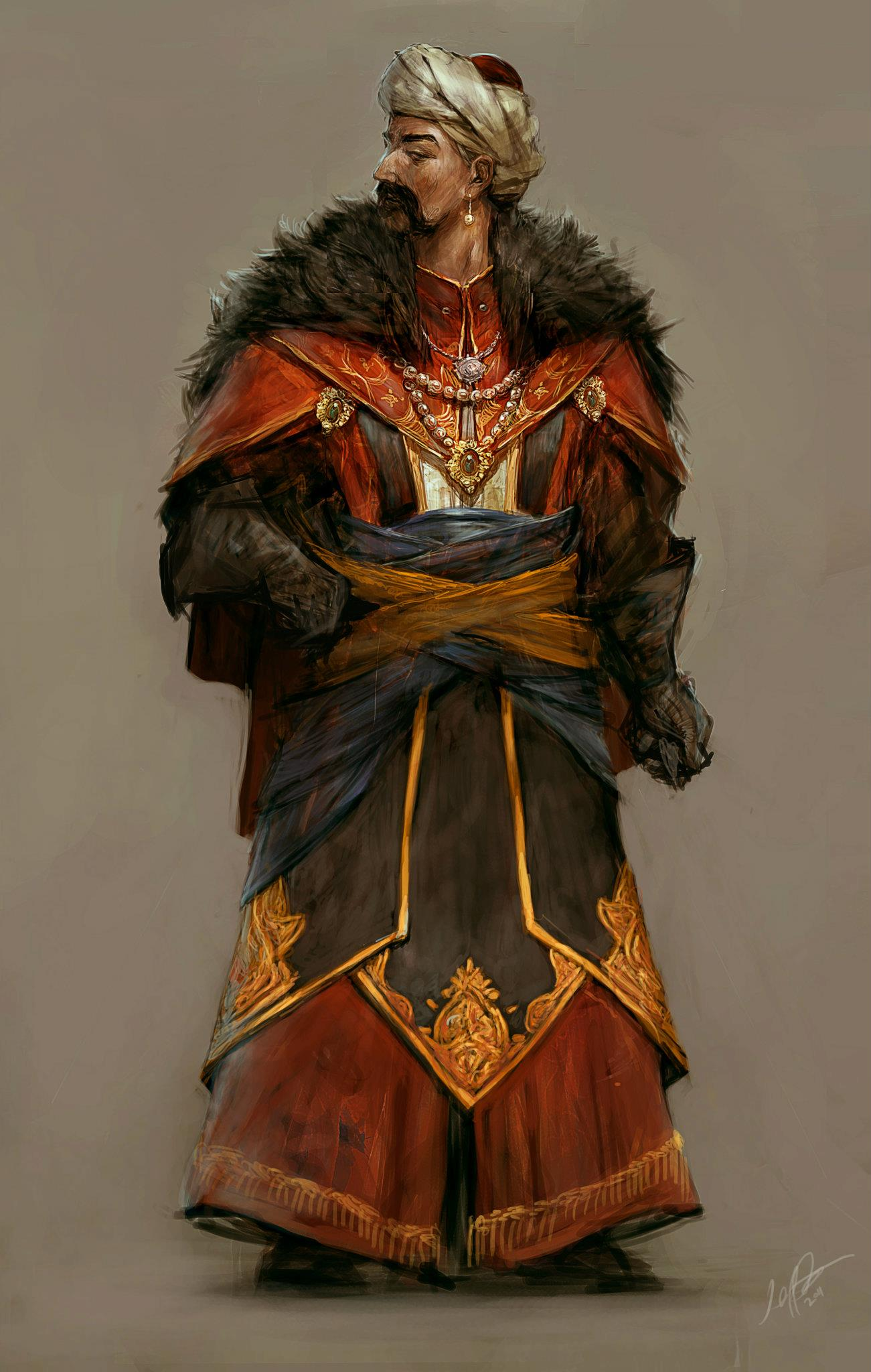 Image acr artwork the assassin 39 s creed wiki assassin 39 s creed assassin 39 s creed - Ottoman empire assassins creed ...