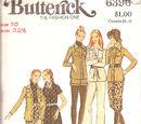 Butterick 6396 A