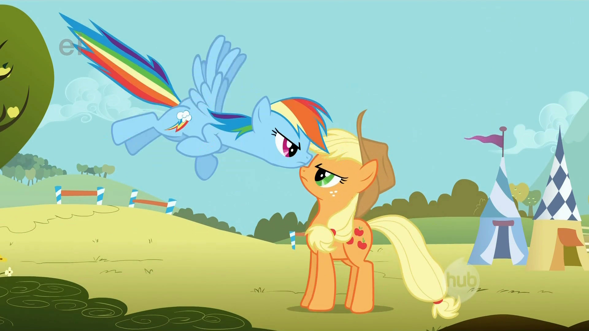 Displaying 19> Images For - Applejack Angry Gif