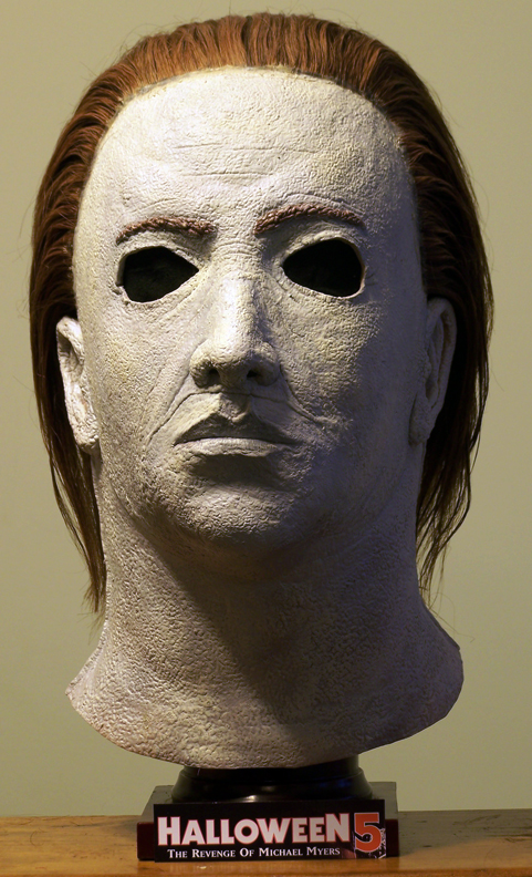 halloween mask is william shatner