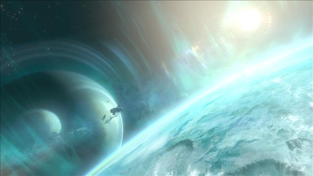 Halo Universe Planets - Pics about space