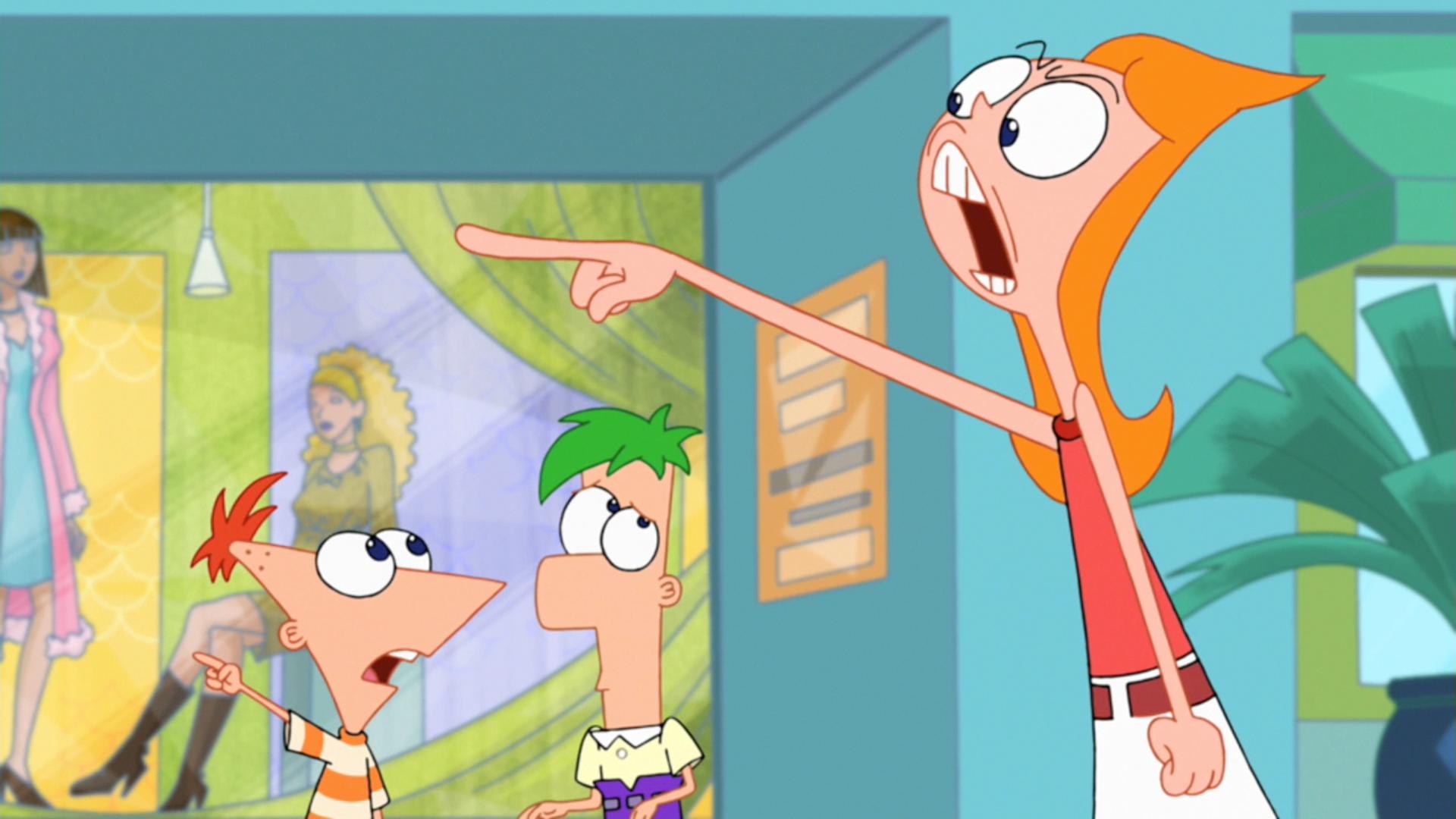 Phineas And Ferb Porno Fake