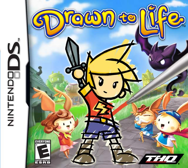 Cheats For Drawn To Life Ds