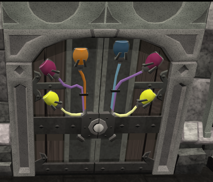 Dungeoneering Doors The Runescape Wiki