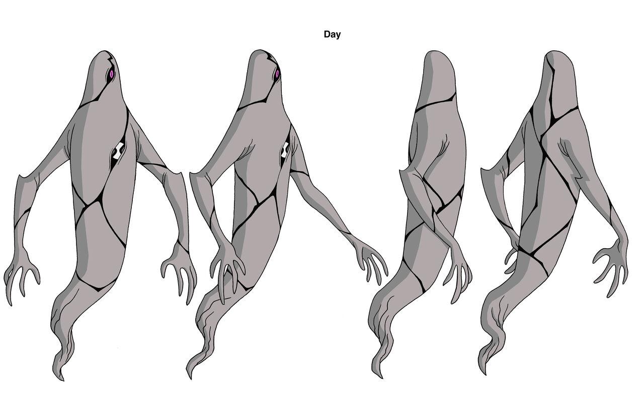 Image Ben 10 Ghost Freak design by Devilpigjpg Ben 10