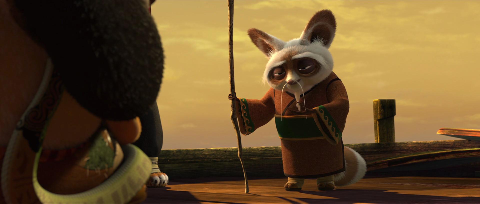 Kungfu2 - Kung fu panda shifu ...
