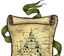 Ancient Construction Plan