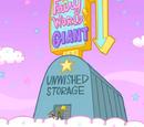 Giant Unwish Storage
