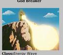 God Breaker Card