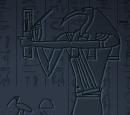Dioses y deidades de la Subred
