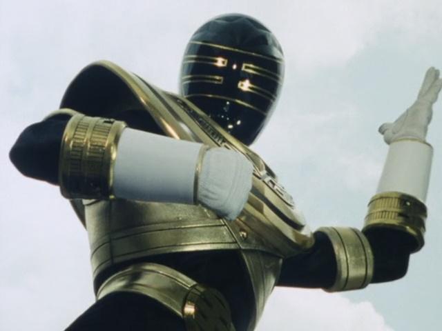 Gold Zeo Ranger - Rang...