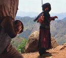 Arab Swordsman