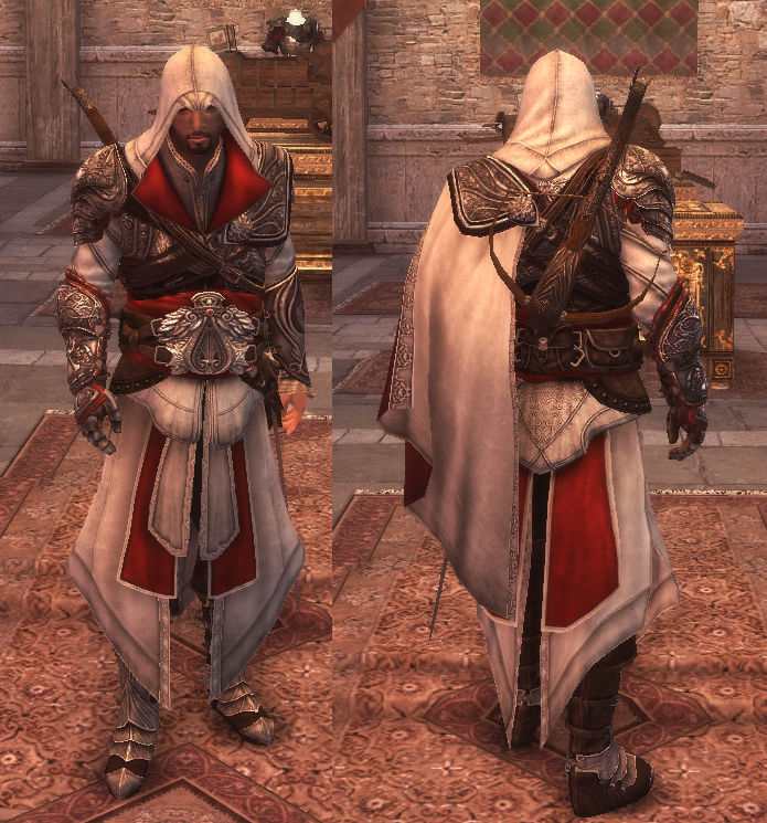 What Was Your Favorite Armor Set Of Any Game Assassinscreed