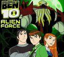Ben 10 Fuerza Alienígena: La Venganza de Vilgax