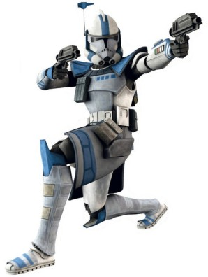 Havoc (ARC Trooper) - The Clone Wars